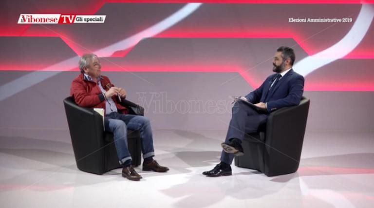 Comunali a Vibo, Belsito a Il Vibonese Tv: «Noi differenti dagli altri candidati» – Video