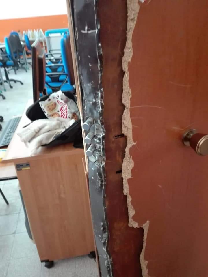 Mileto, furto con scasso nel laboratorio della scuola Morabito