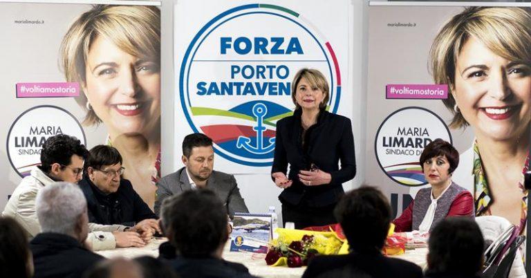 Comunali a Vibo, presentata la lista Forza Porto Santa Venere con la Limardo