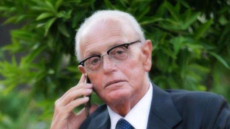 Scomparsa di Adolfo Repice, il cordoglio del sindaco di Tropea