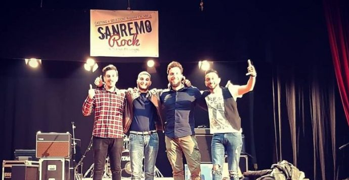 Da Tropea a Sanremo: Antonio Il Grande alla finale nazionale di Rock & Trend