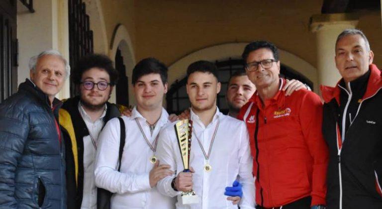 Biliardo sportivo, gli studenti dello Scientifico di Vibo vincono la finale regionale