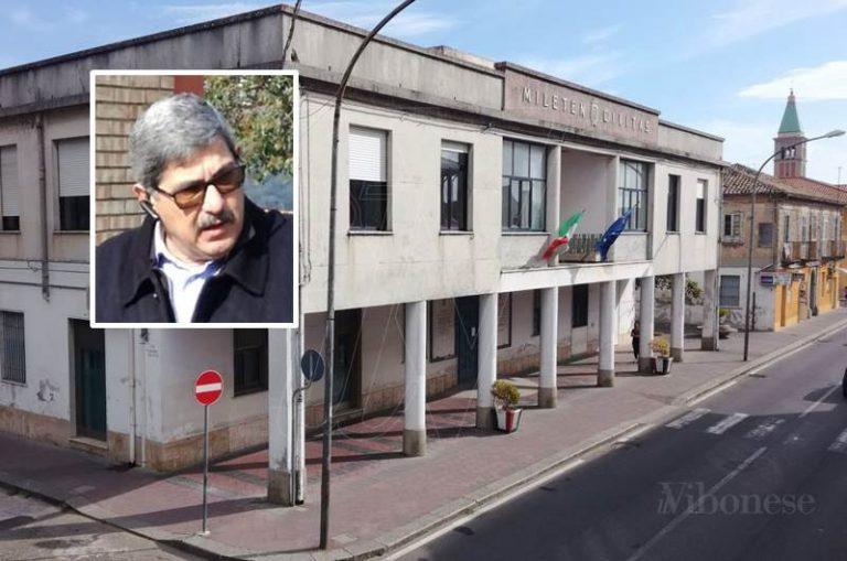 Comunali a Mileto: Gianfranco Mesiano si candida a sindaco