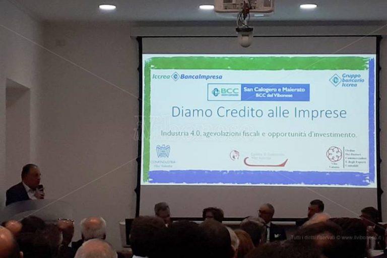 """Industria 4.0 e credito alle imprese, a Vibo le """"dritte"""" per investire e crescere – Video"""