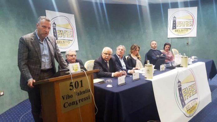 """Flavio Tosi e gli altri dirigenti di """"Fare"""""""