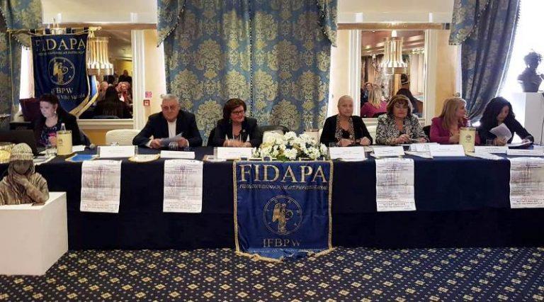Arti e professioni, la Fidapa premia l'estro femminile vibonese