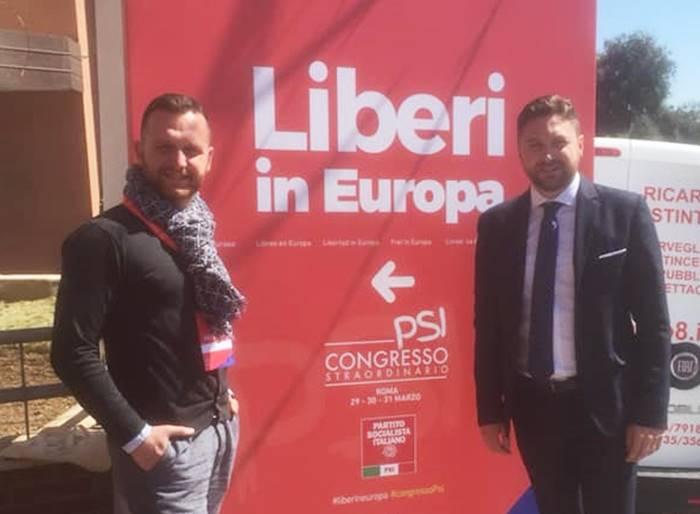 Partito socialista, due esponenti vibonesi ai vertici nazionali