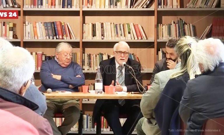 """""""Il grande ammiraglio"""", la storia di Occhialì rivive nell'ultimo libro di Ciconte – Video"""