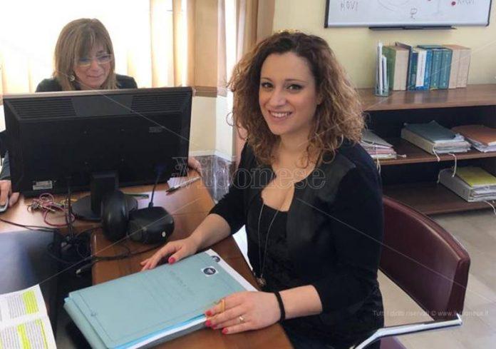 Maria Fiorillo presenta la lista Vibo prima di tutto
