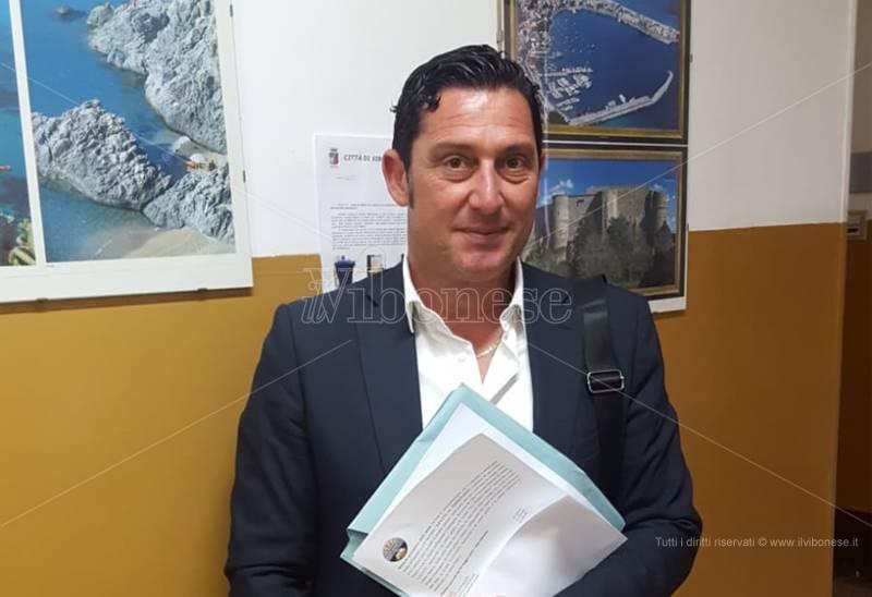 Mino De Pinto, promotore della lista