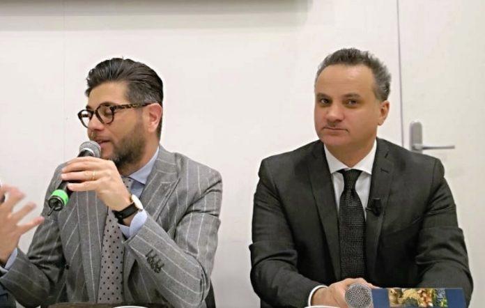 Vitaliano Papillo e Franco Barbalace