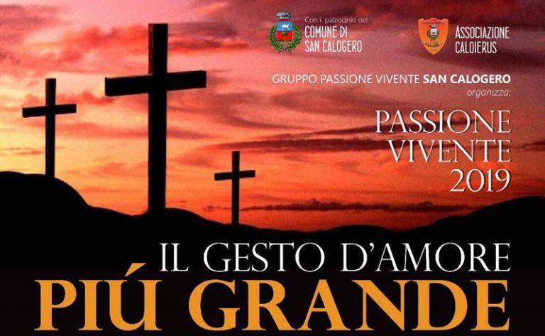 San Calogero, cresce l'attesa per la Passione vivente