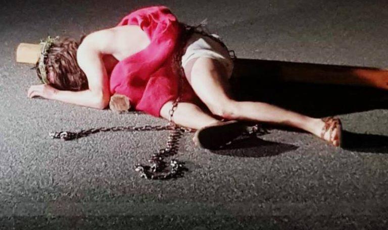 La Passione vivente emoziona San Calogero – Video