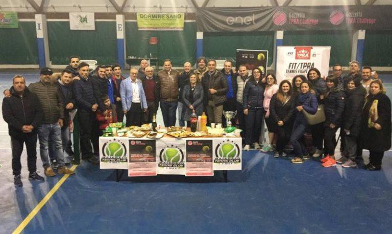 Tennis, grande successo nel Vibonese per il Tpra Gazzetta Challenge – Video