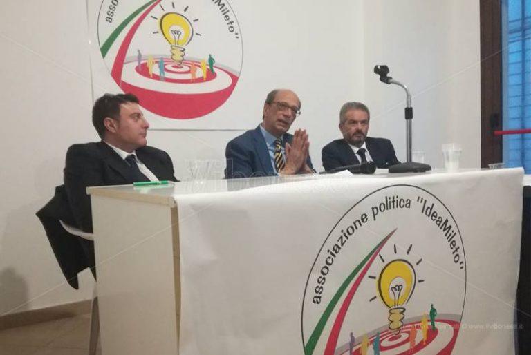 Mileto verso le comunali, Giulio Caserta espone idee e progetti