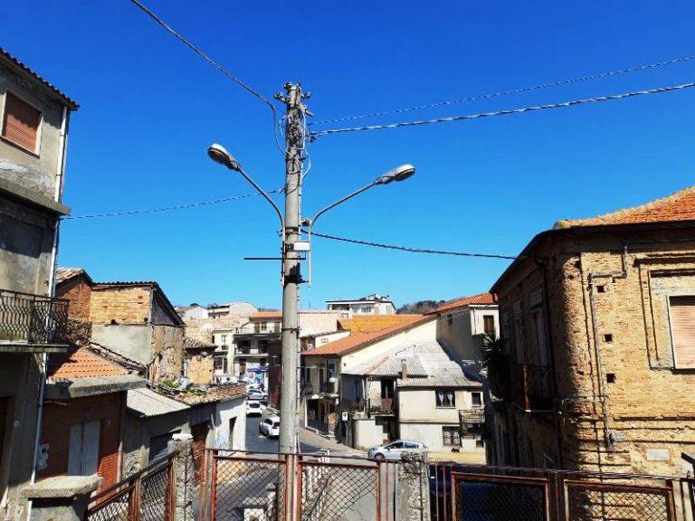 Sant'Onofrio, 350mila euro per l'illuminazione pubblica: affidati i lavori