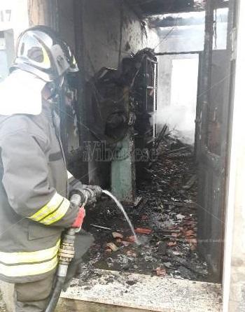 santonofrio incendio abitazione 2
