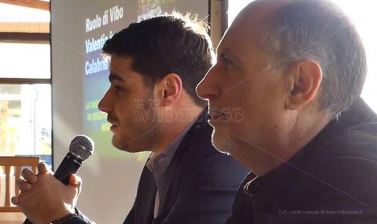 Comunali, Santoro a Vibo Marina: «Qui sviluppo negato, si riparta dal porto» – Video