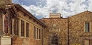 Palazzo Santa Chiara, sede Sbv