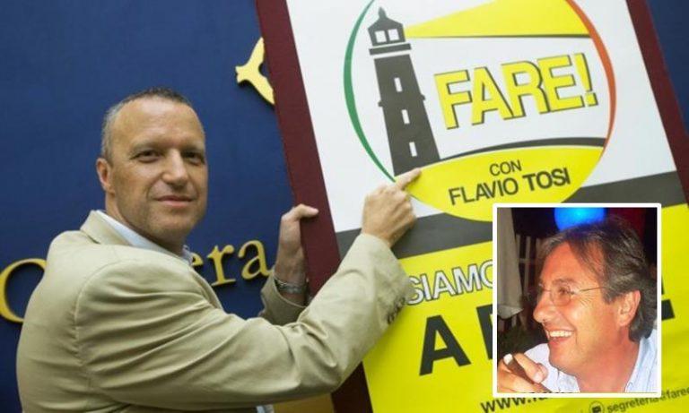 Comunali a Vibo, Flavio Tosi in città per lanciare la candidatura di Belsito