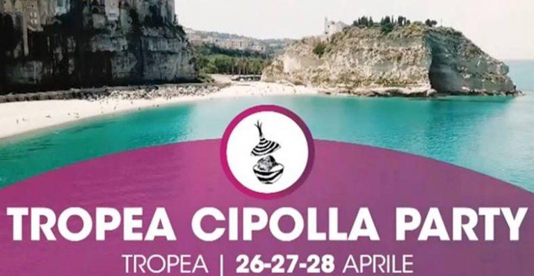 """Tutto pronto per il """"Tropea Cipolla Party"""", il Gal Terre vibonesi in prima linea"""