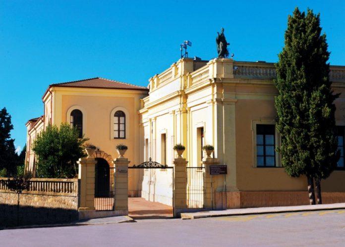 Il Valentianum, sede della Camera di commercio di Vibo