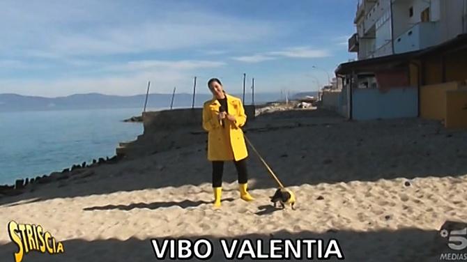 Cemento selvaggio al Pennello di Vibo Marina: «Nessuno ci ha fermati» – Video