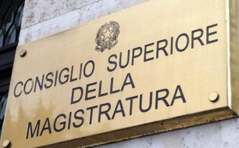 Prima commissione del Csm in visita negli uffici giudiziari di Catanzaro