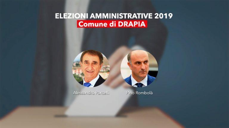 Comunali 2019 | Drapia, eletto sindaco Alessandro Porcelli