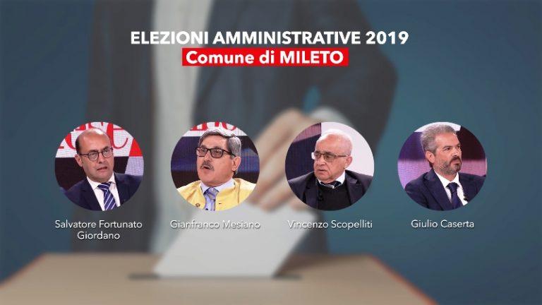 Comunali 2019 | Mileto, è Giordano il nuovo sindaco