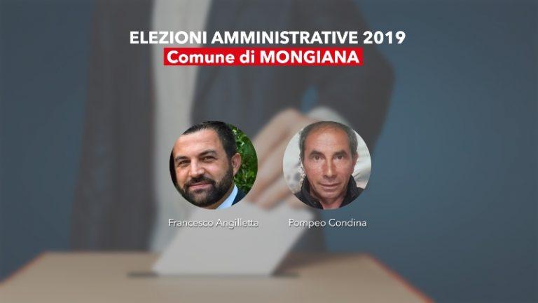 Comunali 2019   Mongiana, Angiletta nuovo sindaco