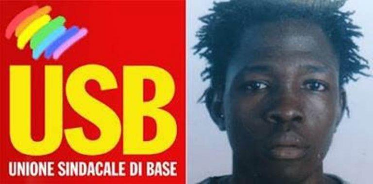 Un anno senza Soumaila Sacko, manifestazione in ricordo del bracciante ucciso