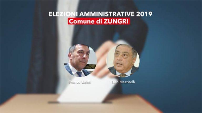 Comunali 2019 | Zungri, riconfermato il sindaco Galati