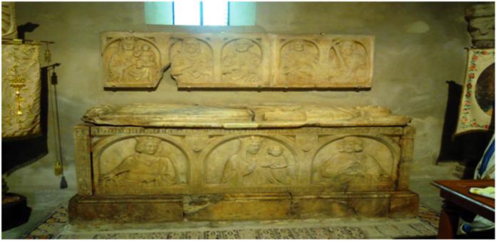 La cappella De Sirica-Crispo