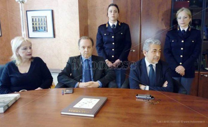 La conferenza stampa per la Carta dei servizi