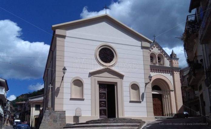 La chiesa matrice di Dasà