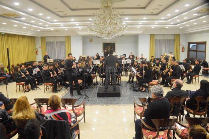 Il concerto della Tirrenium