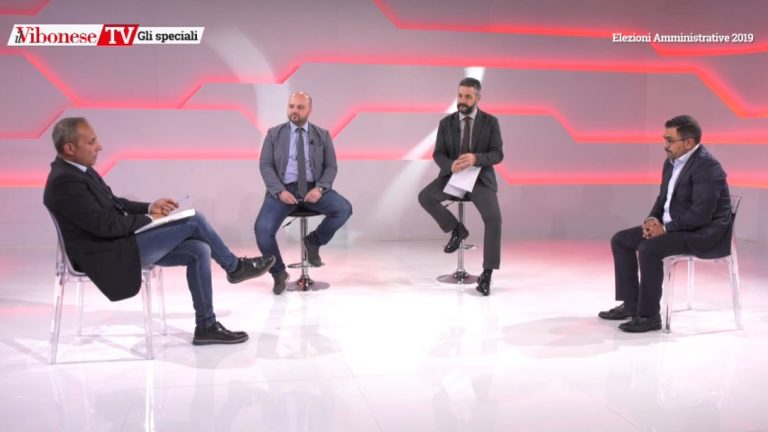 Il Vibonese Tv – Speciale Amministrative, confronto aperto su idee e programmi – Video