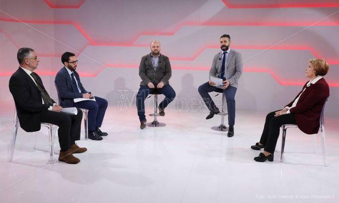 Nuovi ospiti negli studi de Il Vibonese Tv