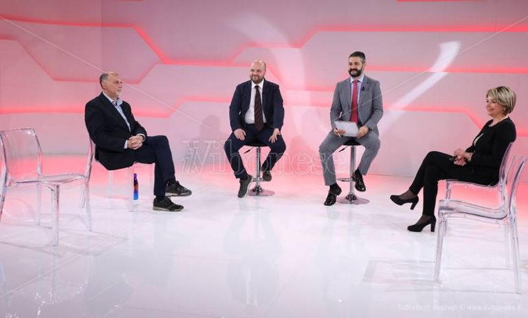 Vibonese Tv Speciale Amministrative, confronto finale (con colpo di scena) tra i candidati vibonesi