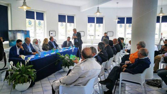L'evento al Porto di Tropea