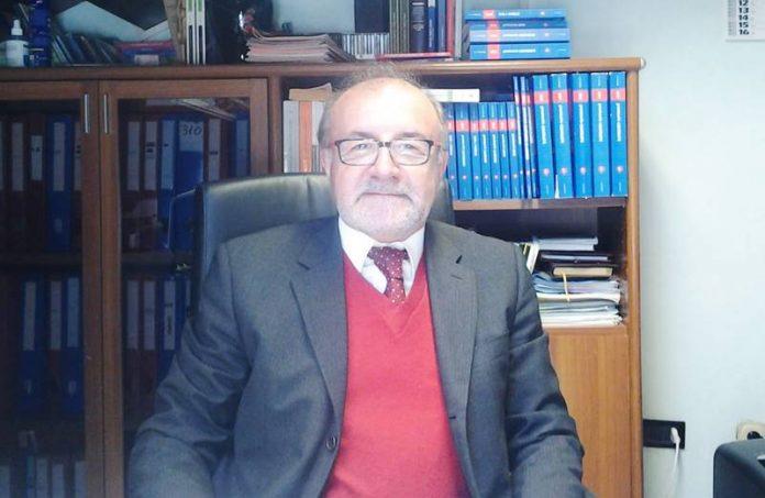 Il professor Giuseppe Ferraro