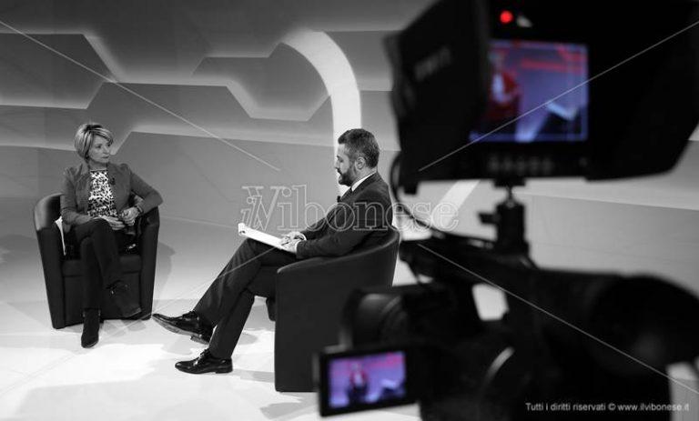 Speciale Amministrative su Il Vibonese Tv, Maria Limardo protagonista del terzo appuntamento – Video