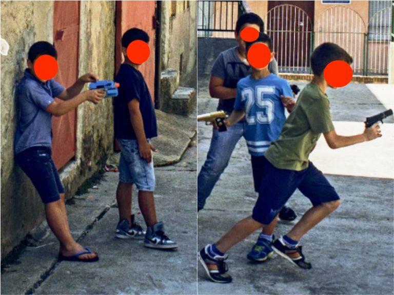 Bambini in copertina nel reportage sulla mafia a Limbadi: interviene il garante