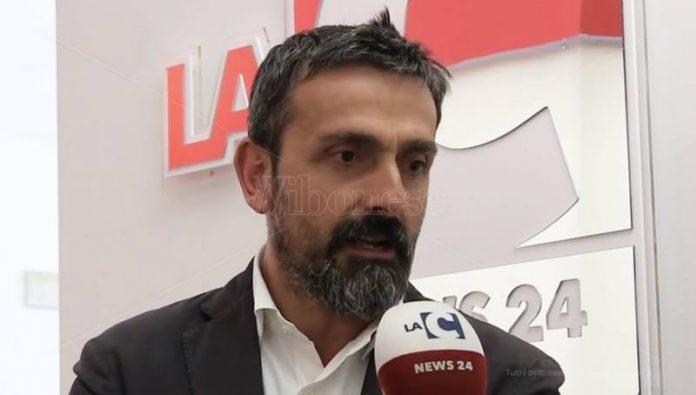 Il sindaco di Tropea Giovanni Macrì