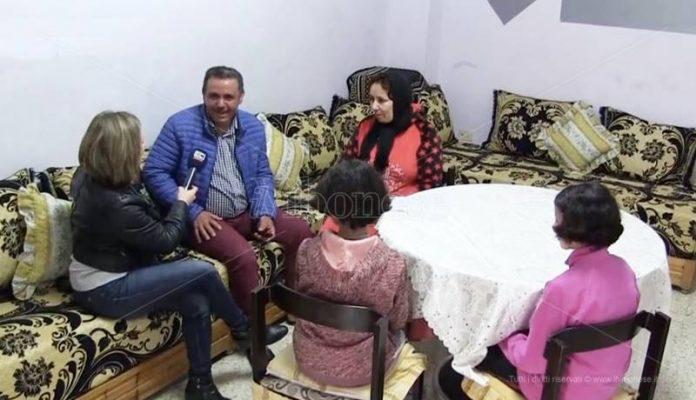 Moudik e la sua famiglia