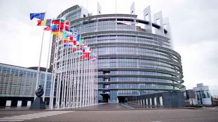 La sede del Parlamento europeo