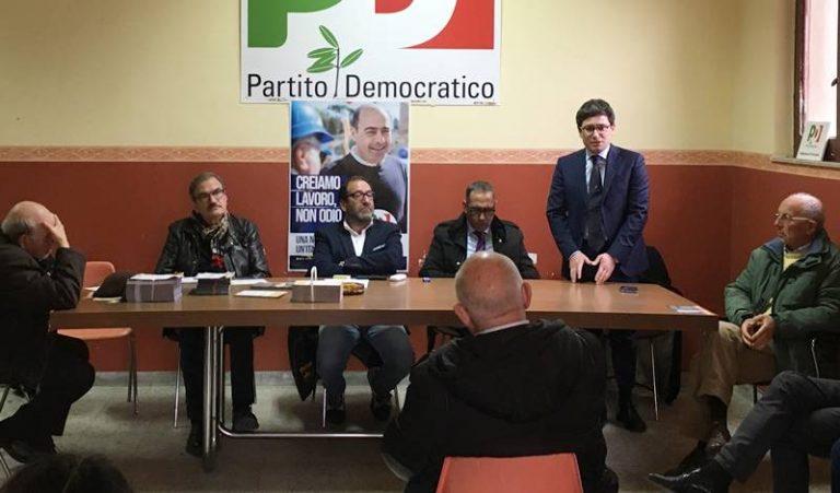 Elezioni europee, il Pd di Vibo a confronto: «Serve un ritorno alla politica»