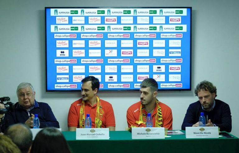 Superlega, la Tonno Callipo rilancia le sue ambizioni con Cichello e Baranowicz – Video