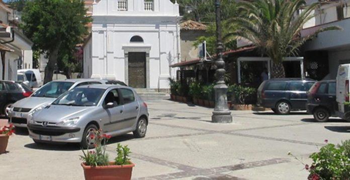 La piazzetta di Santa Maria dove sono previsti i lavori